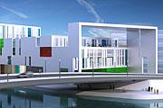 Entwurf Humboldthafen Berlin